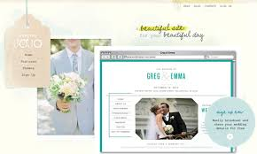 free wedding website the best wedding website builders onefabday