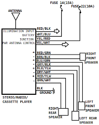 acura stereo wiring diagram acura wiring diagrams instruction