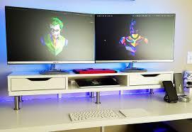 Alex Add On Unit These Spartan Mac Setups Wage War On Wires Isetups Cult Of Mac