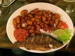 cuisine ivoirienne en poisson alloco photo de a la banane ivoirienne