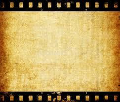 camera reel wallpaper aged wallpaper with film strip border stock illustration