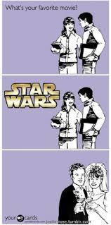Star Wars Love Meme - star wars the frazzled slacker