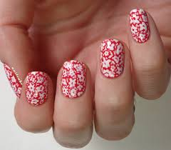 nail art 54 fearsome nail art flowers image concept pinterest