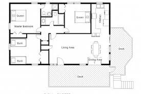 single level floor plans 31 simple single level house plans eplans cottage house plan