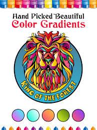 color remix coloring book secret garden app ranking and