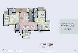 floor plan dlf park place at jalandhar punjab investors