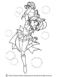 sailor moon printable coloring pages kids coloring