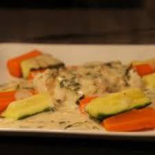 cuisiner la courgette dos de cabillaud carotte et courgette vapeur