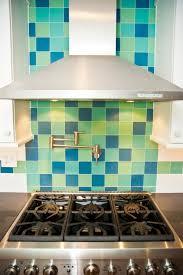 green glass tiles for kitchen backsplashes planning our kitchen remodel blue tile kitchen backsplash green