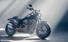 harley davidson 2018 softail pictorial overview