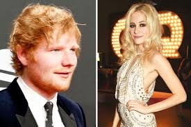 ed sheeran perfect video actress wired pixie lott reveals ed sheeran is perfect man to sing at her