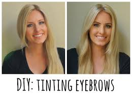 how to dye your eyebrows at home 6 women u0027s world pinterest