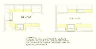 small u shaped kitchen floor plans kitchen floor plans small home plan designs