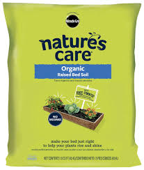 nature u0027s care organic raised bed soil organic garden soil