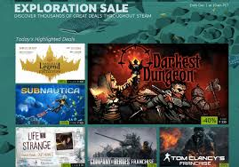 best movie deals for black friday 2016 the steam black friday sale is here and this time it u0027s different