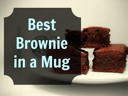 Best Mug by The Best Brownie In A Mug Recipe Grassfed Mama