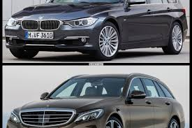 bmw 3 series or mercedes c class bmw 3 series touring vs 2014 mercedes c class t model