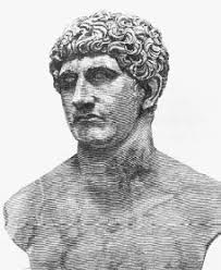 mark antony biography life family name death wife young