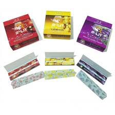 cigarette wrapping paper flavoured rolling paper arab gum fruits taste rolling