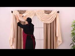 Diy Drapes Window Treatments Best 25 Scarf Valance Ideas On Pinterest Curtain Scarf Ideas