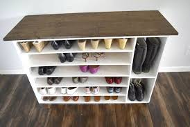 custom closet shoe rack home design ideas