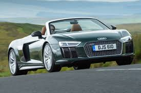 audi supercar new audi r8 spyder v10 plus 2017 review auto express