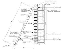 cmu floor plans connection details ls 225 architectural fabrication