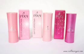 Lipstik Pixy Silky Fit review pixy silky fit lasting matte lipsticks product arena by