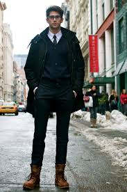 prada jacket timberland boots men u0027s fashion blog