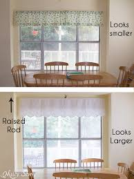 Curtain Valances Designs Sew Valances Scalloped Curtains Or Valances Melly Sews