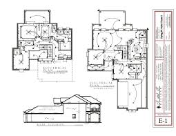 2 story house plans electrical home shape