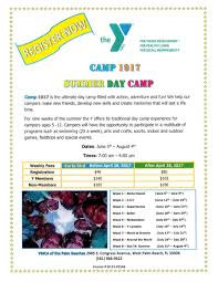 Ymca Of South Florida Summer Day Camp Ymca Of The Palm Beaches