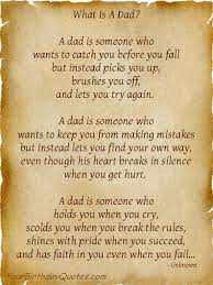 quote quote love fathers day dad daddy quotes wishes quote love poem what