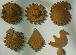 terracotta jewellery materials home