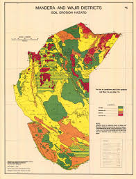 africa map landforms the soil maps of africa display maps
