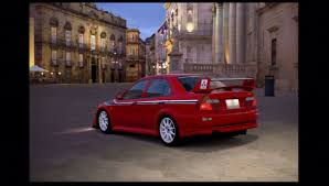mitsubishi lancer evo 6 mitsubishi lancer evolution vi gsr t m edition special color pack