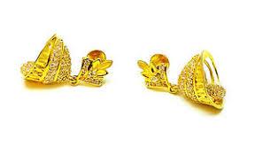 design of earrings brand new 22k 22ct 916 bis hallmark precious gold earrings jhumkas