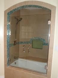 Glass Door For Bathroom Shower The Bathroom Outstanding Bathtub Doors Shower The Home Depot
