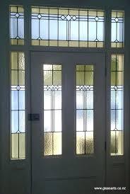 front door glass designs front doors bespoke frosted film glassarts design front door
