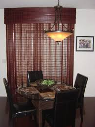 bamboo blinds window treatments for sliding glass doors bamboo