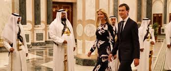 melania and ivanka trump make stops in saudi arabia to promote