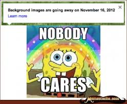 Nobody Cares Spongebob Meme - who cares meme spongebob image memes at relatably com