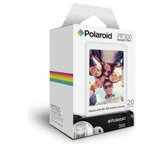 polaroid instant 300 buy polaroid pif 300 instant pack of 20 at argos co uk