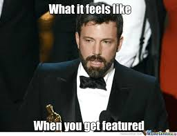 Memes Oscar - just won a meme oscar by recyclebin meme center