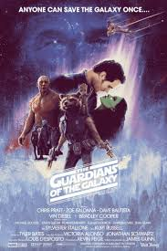 the guardians of the galaxy strike back in this new vol 2 poster
