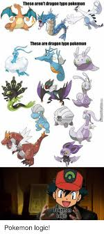 Stick Memes 28 Images Pokemon - these aren t dragon type pokemon these are dragontype pokemon
