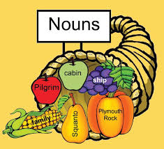 thanksgiving nouns activity for 1st grade free