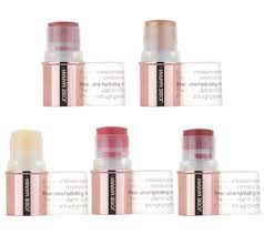 josie maran holiday ready argan oil set of five color sticks