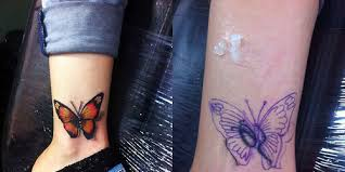 leg butterfly cover up design best ideas gallery