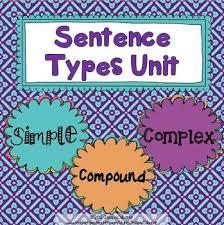 best 25 complex sentences exercises ideas on pinterest sentence